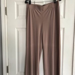 Iman palazzo pants🌟 golden color✨ comfy ⚡️ large